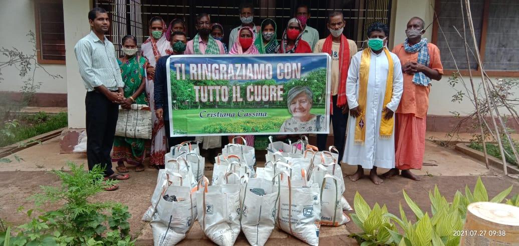 India – aiuto in tempo di pandemia